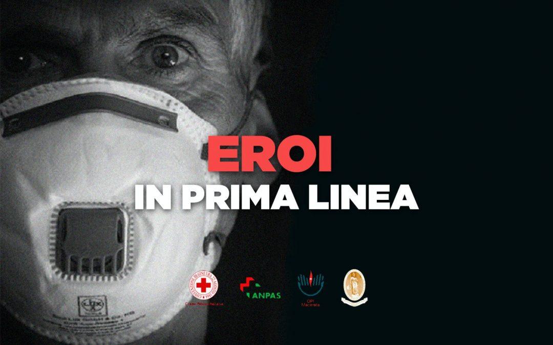 EROI IN PRIMA LINEA, parte la campagna di crowdfunding degli studenti… contro il cornavirus.